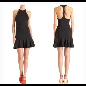 OPENING CEREMONY | black Racerback tank dress